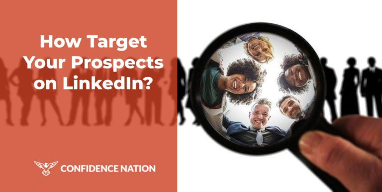How Target Your Prospects on LinkedIn?